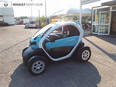 renault twizy occasion voiture occasion renault twizy forbach toyota forbach