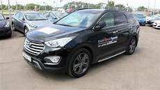 hyundai grand santa fe 2014 hyundai grand santa fe high tech start up engine