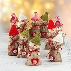 weihnachtsdeko basteln mit senioren bastelanleitung