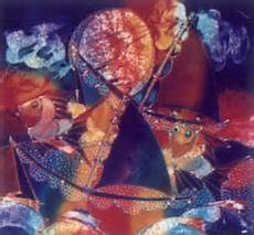 Paint Lukisan Abstrak