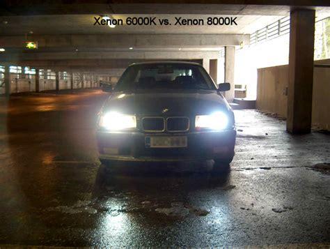 Xenon 6000k Vs 8000k