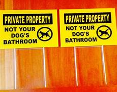 Bathroom Signs No Pooping by Sign Etsy