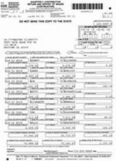 form de9c california de 9 and de 9c fileable reports