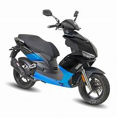 45 kmh roller firejet sw 50 sport 45 km h schwarz blau 4t 50
