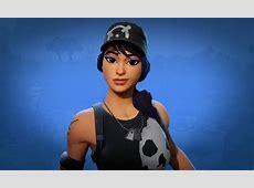 Survival Specialist   Fortnite Skin   Girl with Skull Shirt