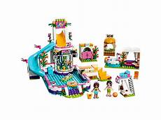 la piscine d heartlake city 41313 friends lego shop