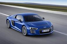 audi r8 bleu this is what the all electric r8 e looks like