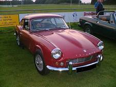 1967 Triumph GT6 First Car I Owned Mine Was Green
