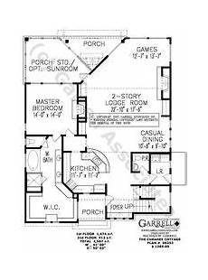 garrell associates house plans curahee cottage 06252 house plans by garrell