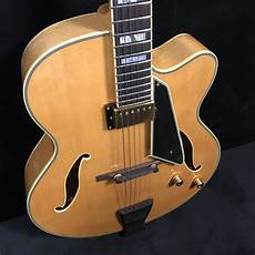 jazz guitars peerless custom monarch 17 guitars n jazz
