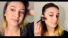 Easy Everyday Makeup Tutorial Rosni