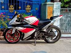 Modifikasi Motor Yamaha by Foto Modifikasi Yamaha New Vixion 2015 Fairing