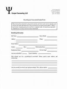 free 10 sle assessment intake forms in ms word pdf