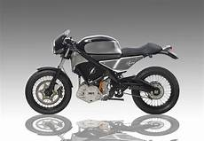 Moto Cafe Racer Electrica