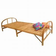 lit enfant pliant lit enfant pliant en bambou petit pan pour chambre enfant
