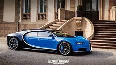 Bugatti 4 Door by X Tomi Design Bugatti Chiron 4door