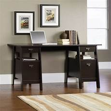 sauder home office furniture sauder stockbridge executive desk reviews wayfair