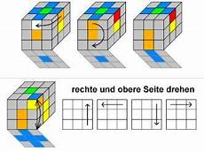 Magic Cube Lösung - rubik s cube die l 246 sung f 252 r anf 228 nger und fortgeschrittene