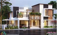 contemporary kerala style house plans beautiful contemporary style residence 32 lakhs kerala