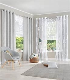 wohnzimmer gardinen modern gardine 187 cellino 171 my home 214 sen 2 st 252 ck kaufen in 2020