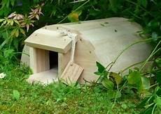 Igelhaus Bauen Stein - igelhaus original hedgehog house wildlife world bei