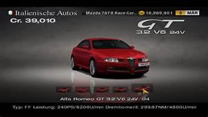Alfa Romeo GT 32 V6 24V 04  Gran Turismo Wiki FANDOM