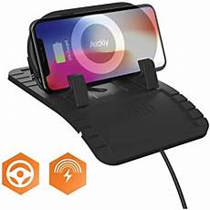 auckly 10w qi wireless fast charger kfz halterung anti