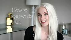 And White Hair