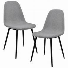 esszimmerstuhl grau esszimmerstuhl grau 86 x 46cm stuhl set kaufen auf ricardo