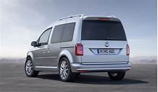 Vw Unveils Fourth Generation Caddy Carscoops
