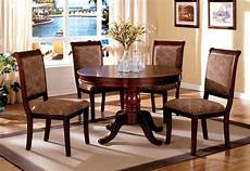 Cherry Wood Dining Room Sets by St Nicholas Ii Antique Cherry Pedestal Dining Room
