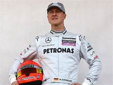 Michael Schumacher In 2010 The Seven Times Formula One
