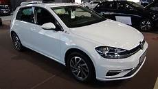 2018 Volkswagen Golf Sound 1 0 Tsi Exterior And Interior