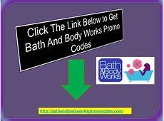 10 off 30 bath body works