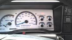 active cabin noise suppression 1998 volkswagen rio instrument cluster 1995 chevrolet tahoe removal cluster how to remove and repair a chevy or gmc instrument