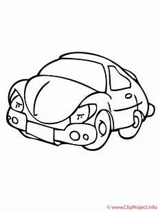 Comic Autos Malvorlagen Auto Malbild Kostenlose Malbilder