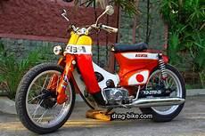 Modifikasi Honda 70 Yg Keren Abis by 42 Foto Gambar Modifikasi Motor C70 Racing Chopper