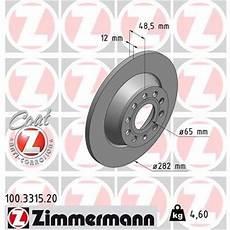 zimmermann bremsscheiben bremsbel 228 ge skoda superb vw