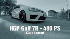 Hgp Golf 7 R 2 0 Tsi 480 Ps Testrun Testdrive