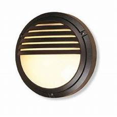 verona outdoor wall light in black grilled eyelid ip54 diecast aluminium firstlight