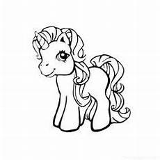 Malvorlagen My Pony Unicorn Mon Petit Poney My Pony Malvorlagen Ausmalbilder