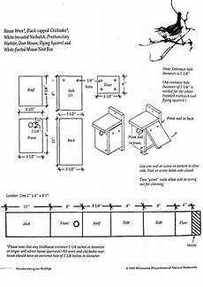 chickadee house plans help a habitat build a bird house house wren black
