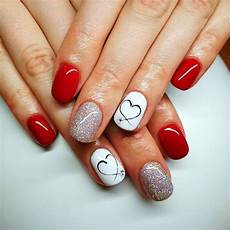 beautiful valentines nail designs you ll absolutely love