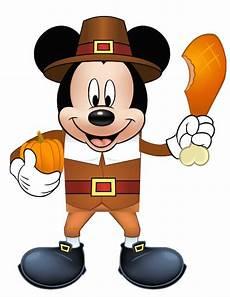 Disney Thanksgiving Clipart