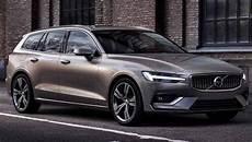 2019 volvo v60 wagon revealed