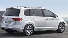vw touran neu vw touran so wird der kompaktvan neu aufgelegt 220 berrascht auto krone at
