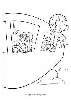 up 2009 87 gratis malvorlage in comic trickfilmfiguren