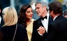 George Clooney Spricht 252 Ber Die Zwillinge At