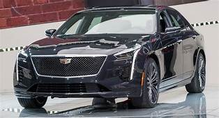 New Cadillac CT6 V Sport Is The V8 Flagship We've Been