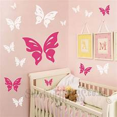 Butterfly Wall Decals butterfly wall decal stickythings co za